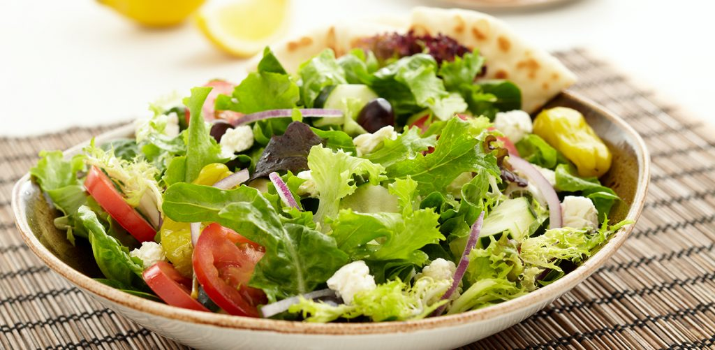 Salads-Greek